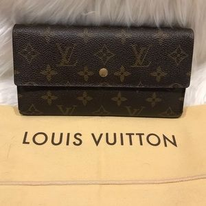 Louis Vuitton Porte Tresor Int'l Wallet - 2.8N